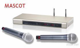 MASCOT RS-220雙手握, 無線麥克風組