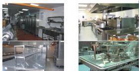 承接中西廚房設備工程