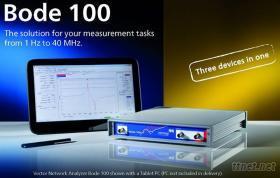 向量網路分析儀