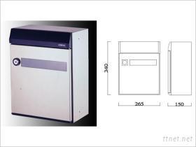 HC-101型不鏽鋼組合式信箱