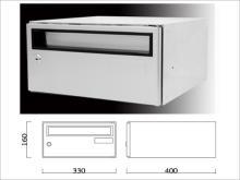 HC-408型不鏽鋼組合式信箱