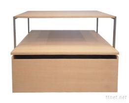 客製化雙層展示桌
