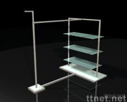 不鏽鋼展示架製造