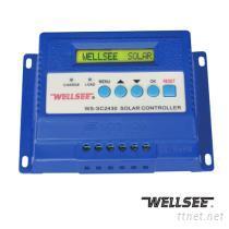 30A 維爾仕太陽能三階充放電控制器