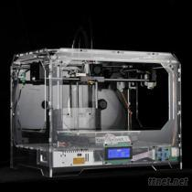 3D打印機, 三維打印機, 單噴頭立體成型, 打印機