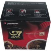 越南G7纯黑即溶咖啡