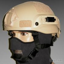米奇20002行动版头盔
