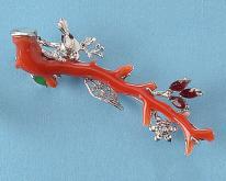 珊瑚饰品电镀