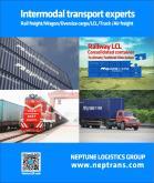 烏蘭巴托蒙古國家散貨拼箱, 小櫃配對, 大櫃車皮鐵路運輸