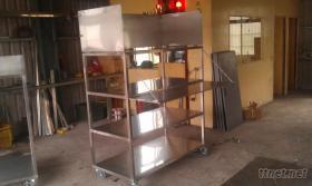 餐飲櫃, 摺疊桌