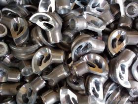 CNC銑床加工-腳踏車零件加工