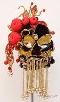 華麗中國古典面具