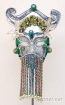 华丽中国古典面具