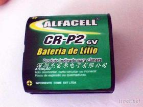 6V相機電池組 CR-P2