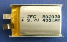 802030 3.7V battery 鋰聚合物電池