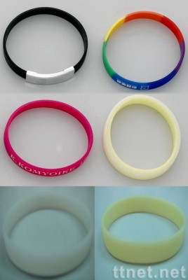 矽膠手環╱螢光手環