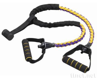 四條編織拉力繩
