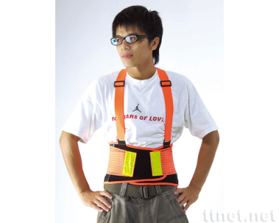 反光工作腰帶