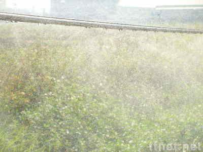 吊式噴帶  鋼索吊式造雨帶