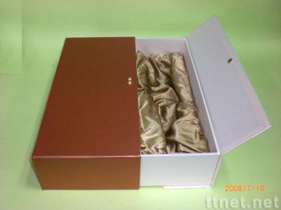 包装盒纸盒结构设计及