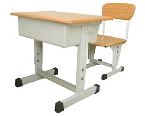 可調式成長課桌椅
