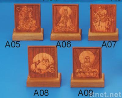 木製擺飾品