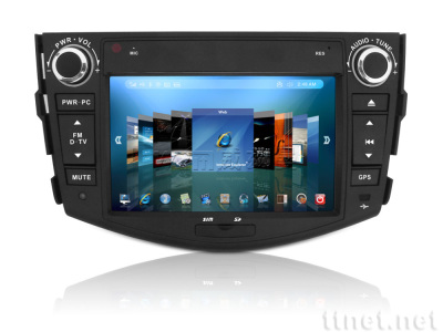 丰田rav4车载电脑-深圳市威兹曼科技有限公司于中国