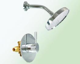 Pressure Balance Valve With Various Types Trims
