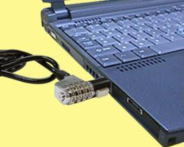 노트북 컴퓨터 콤비네이션 자물쇠