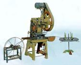 Machine for Making Metal Buttons