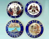 badges / pins