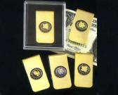3D military money clips