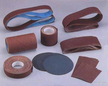Abrasive Cloth Belt/Roll/Disc