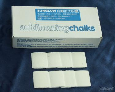 Sublimating Chalks