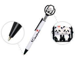 Ball Pen With Panda Figure