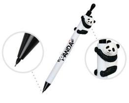 Mechanical Pencil With Panda Figure