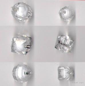 acrylic ornament bead