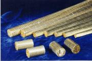 Brass wire for wire brush