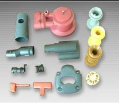 Plastikspritzen - Hardware-Teile