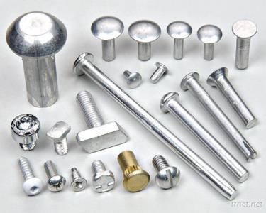 Aluminum Special Screws & Rivets