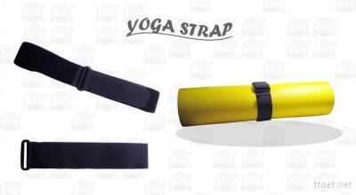 Yoga Strap / Hook and Loop Strap
