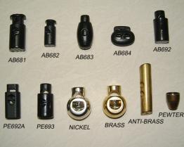 플라스틱 코드 자물쇠