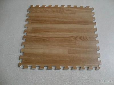 EVA Woody Type Floor Hoint Mat