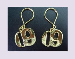 09의 금속 열쇠 고리, 중요한 꼬리표, 열쇠 고리,