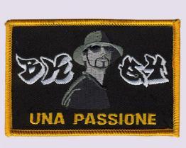UNA Passione에 의하여 수를 놓는 상징