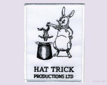 Company Embroidery Patches
