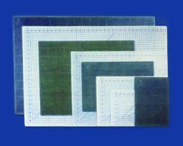 Циновки вырезывания PVC PP/тип Self-Healing мягкие тяжелые/Глаз-Легкость Gree/просвечивающая
