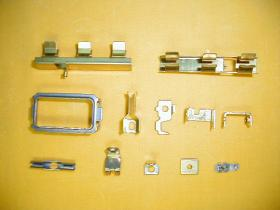 Hi-Speed Stamping Parts for Switch & Socket