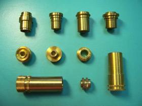 Pezzi meccanici di CNC