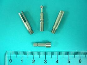CNCの機械化の部品